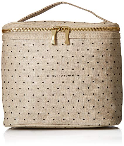 Kate Spade New York Lunch Tote, Deco Dots (Out To Lunch), Canvas from Kate Spade New York