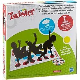 Twister-Spiel von Hasbro Spiele