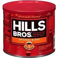 Hills Bros American grounded Coffee medium Roast 33.3 Oz
