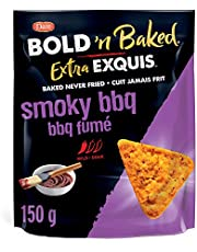 Bold 'n Baked Smoky BBQ Crackers