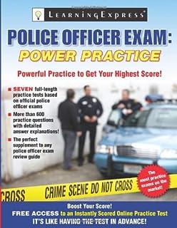 police officer exam cram hahn pamela rice khan rizwan