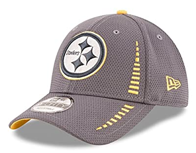 "Pittsburgh Steelers New Era 9Forty NFL ""Speed"" Performance Adjustable Hat"