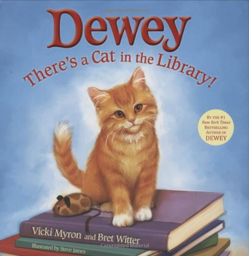 Image result for dewey the library cat book