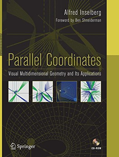 Parallel Coordinates: Visual Multidimensional Geometry and Its Applications-cover