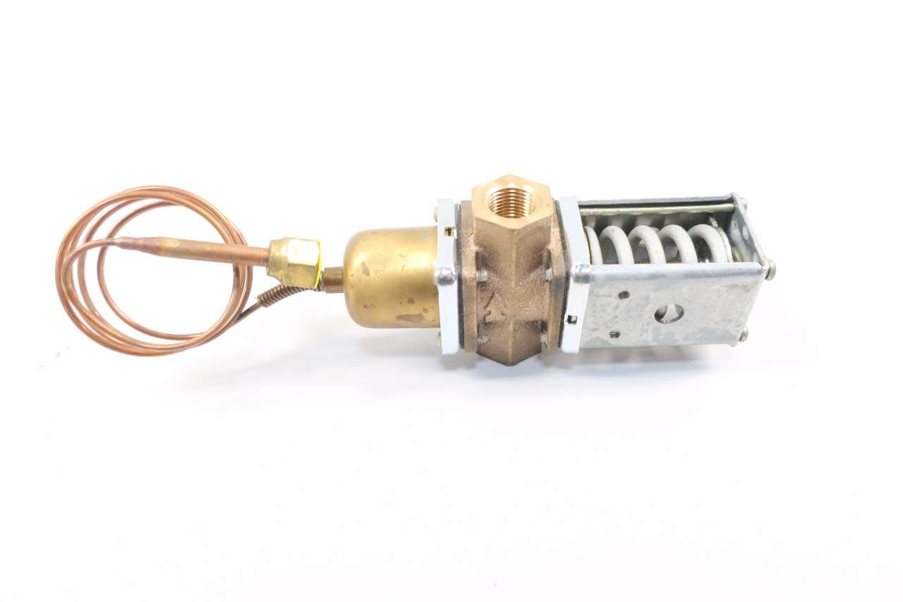 JOHNSON CONTROLS V46AA-1 WATER REGULATING VALVE 150PSI 3/8 IN NPT D571114 by Johnson Controls (Image #4)