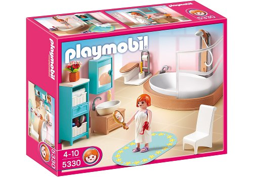 PLAYMOBIL Grand Bathroom (Grande Bathroom Sink)