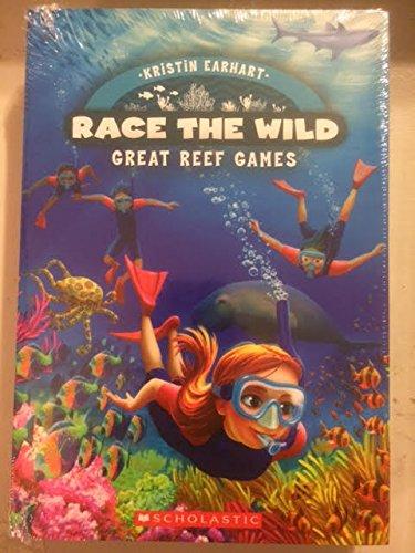 Race the Wild (Books 2-4)