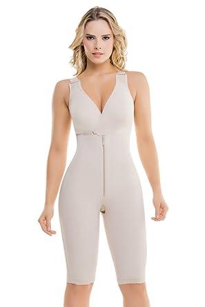 4effcc416a CYSM COLOMBIA Y SU MODA 234 Posture Correcting Firm Compression Bodysuit  (XS