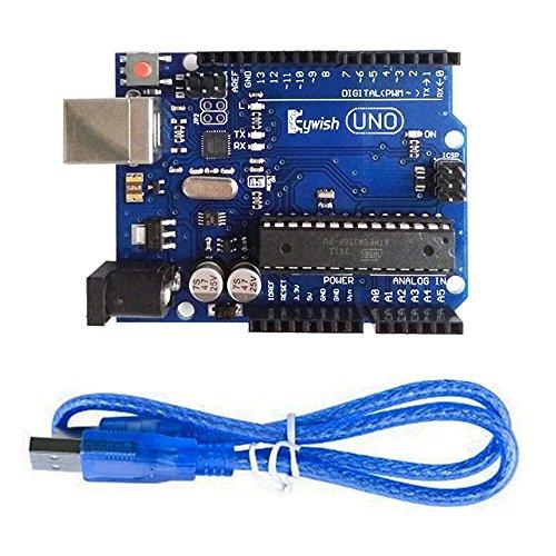 UNO R3 ATmega328P Development Board for Arduino - 5