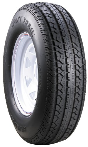 Carlisle Sport Trail ST Trailer - 20.5X8-10 6PR Tire Only
