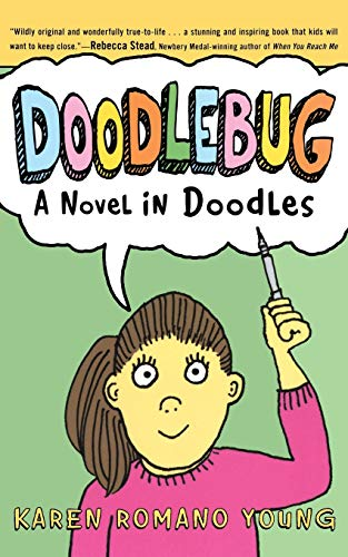 Doodlebug: A Novel in Doodles from Square Fish