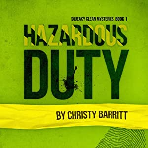 Hazardous Duty Audiobook