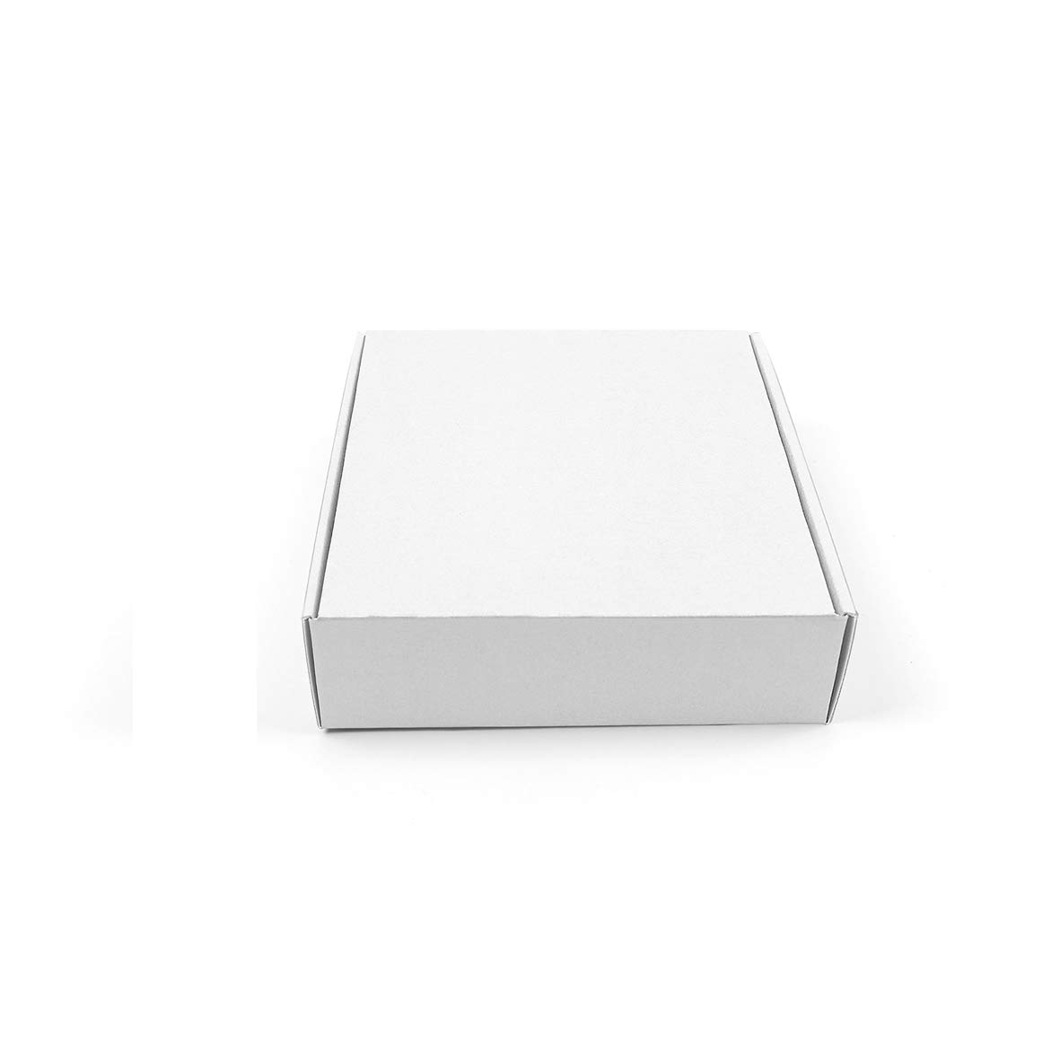 543a13624dd Sriyug Print Production White Packaging Flat Corrugated Boxes 10 x 7 x 3.5  inch 3 Ply Pack of 25 Carton Boxes for Gift Picture Mirror Books   Amazon.in  ...
