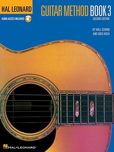 Hal Leonard Guitar Method Book 3, Second Edition (CD included)