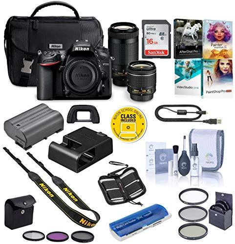 Nikon D7200 Black
