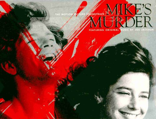 (Joe Jackson ~ Mike's Murder ~ Motion Picture Soundtrack (Original 1983 A&M Records 4931 LP Vinyl Album New Factory Sealed in the Original Shrinkwrap Features 8 Tracks ~ See Seller's Description For Track Listing With Timing)))