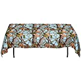 camouflage table cover - Baby Blue Camo Table cover (54
