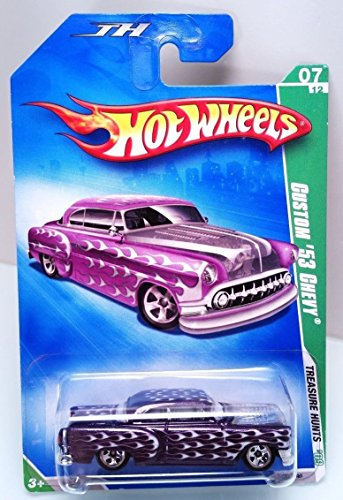 Hot Wheels 2009 Regular Treasure Hunt 7/12 - Custom '53 Chevy