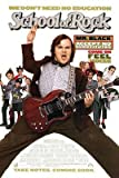 SCHOOL OF ROCK ORIGINAL MOVIE POSTER