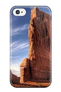 7511229K72446814 Series Skin Case Cover For Iphone 4/4s(desert)