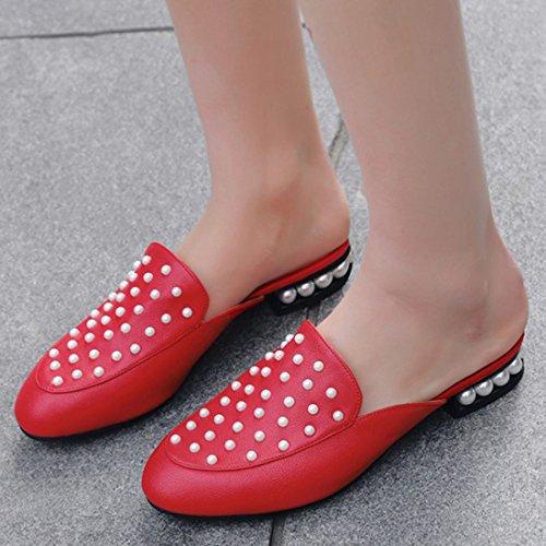 Donna Dietro Cinturino Rot Caviglia con La Atyche gqZvxOn