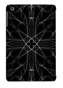 Crooningrose Fashion Protective Abstract Artistic Case Cover For Ipad Mini/mini 2