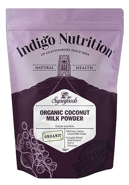 Indigo Herbs Leche de Coco en Polvo Organica 1kg
