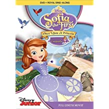 Sofia the First: Once Upon a Princess by Walt Disney Studios Home Entertainment by Jamie Mitchell
