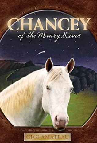 book cover of Chancey