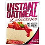 Beverly Nutrition Instant Oatmeal 1 kg - Tarta de Queso-Fresa
