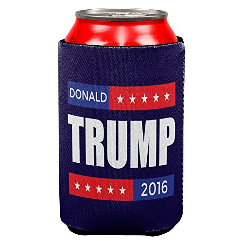 Old Glory Election 2016 Donald Trump Stacked All Over Can Cooler