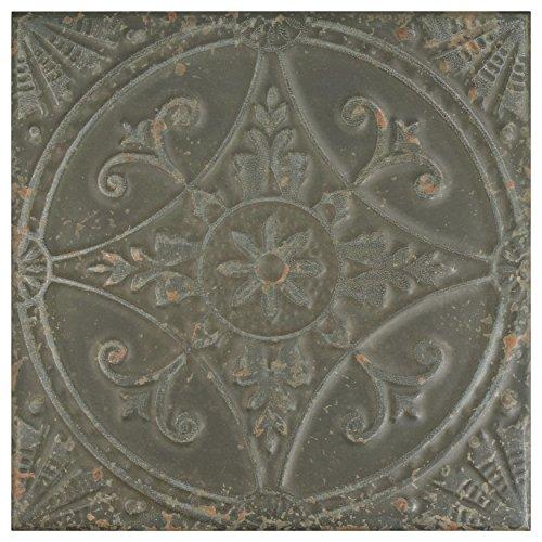 SomerTile FPESAJN Murcia Ceramic Floor and Wall Tile, 13