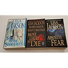 Absolute Fear & Most Likely to Die & See how she Dies ( set of 3 books )