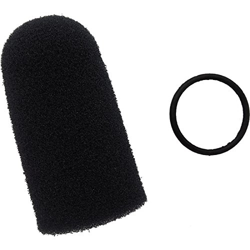 Mic Muff (DAVID CLARK microphone cover for M-7 headset microphone)