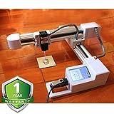 laser engraving machine Laser Engraver Printer Off-line 3000mW Upgrade Version CNC Pro DIY Logo laser engraver