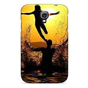 Awesome Case Cover/galaxy S4 Defender Case Cover(couple)