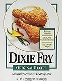 Dixie Fry Original Recipe Naturally Seasoned Coating Mix (1 pack 10 oz) (3 pack)