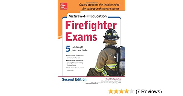 McGraw-Hill Education Firefighter Exam, 2nd Edition (Mcgraw