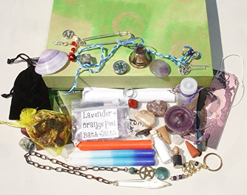 wiccan herb starter kit - 6