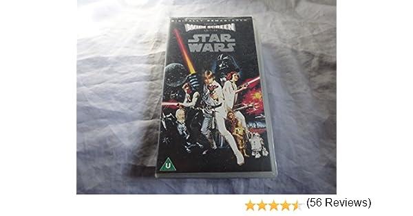 Star Wars [Reino Unido] [VHS]: Amazon.es: Cine y Series TV