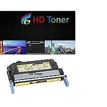 HD© Remanufactured Laser Toner Cartridges for HP Color LaserJet 4700:1 Yellow Q5952A for the LaserJet 4700, 4700dn, 4700dtn, 4700n, 4700ph+