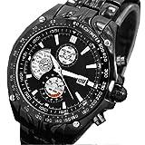 Watches Men Brand Curren Mens Wristwatches Casual Quartz Steel Sports Watch Waterproor Celendar Watch Crn8083