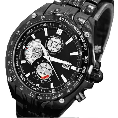 Watches Men Brand Curren Mens Wristwatches Casual Quartz Steel Sports Watch Waterproor Celendar Watch Crn8083 by Curren Watch