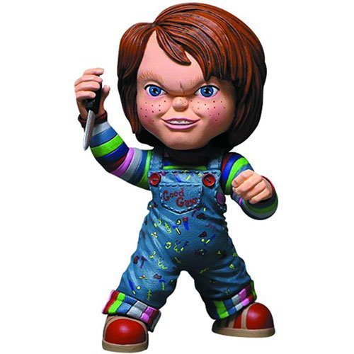 Child's Play Good Guys Chucky Stylized 6-Inch Action Figure (Chucky Dolls)