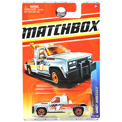 Mattel Matchbox City Action Truck - 2