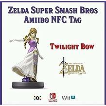 Zelda Super Smash Bros.Amiibo NFC Tag Card - The Legend of Zelda