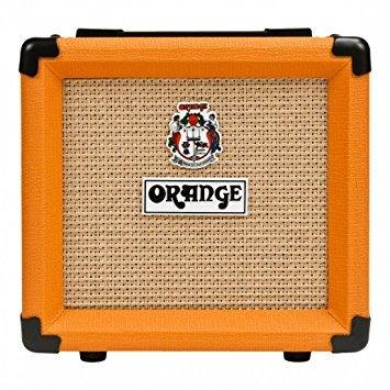 Orange Amplifiers PPC Series PPC108 1x8 20W Closed-Back Guitar Speaker Cabinet by Orange