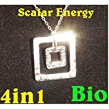 Leistungsstarke Quantum Scalar-Energie-Anhänger Bio Halskette Gleichgewicht Powe 172