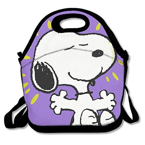 LIUYAN Custom Lunchbox Thank You Snoopy Waterproof Bag for - Thank You Snoopy