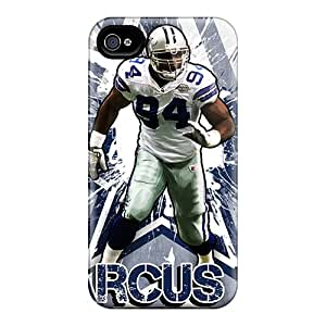 Iphone 6plus BwZ2068ThCn Customized Vivid Dallas Cowboys Series Shock Absorbent Hard Phone Case -RudyPugh